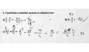 Rozumiete týmto chybám?