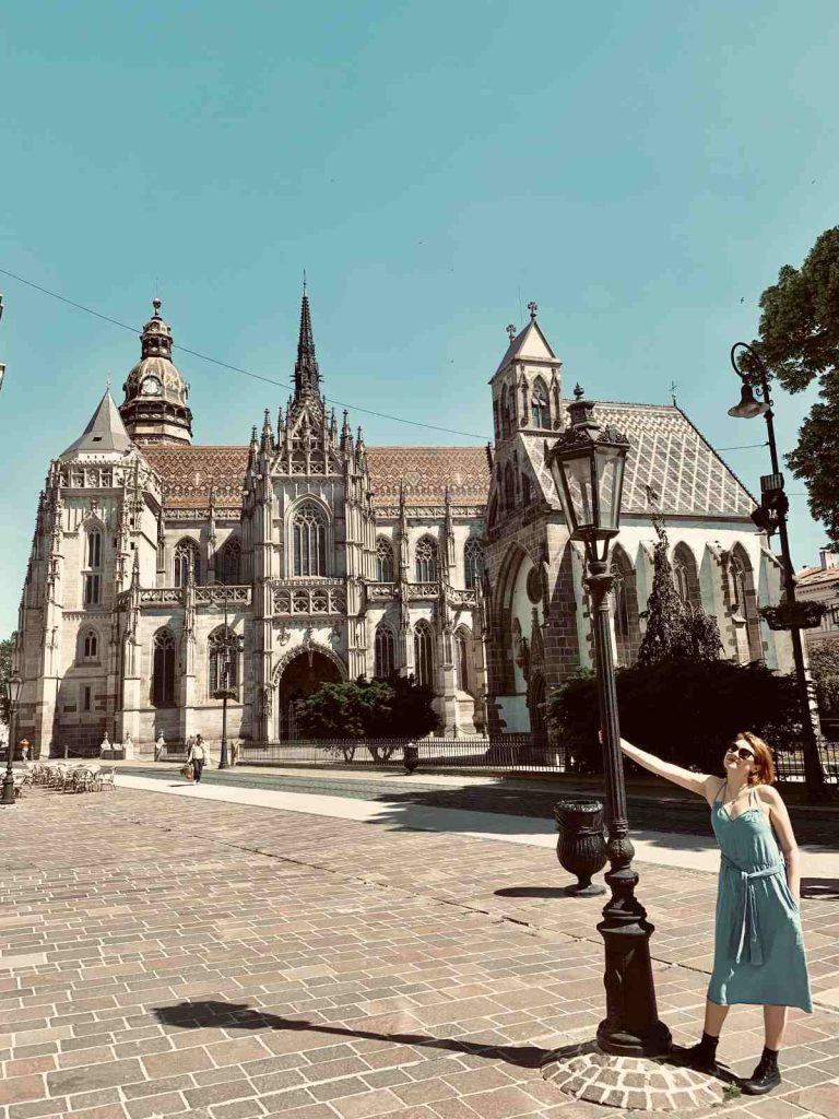Dóm sv. Alžbety v Košiciach – najkrajšia katedrála na Slovensku