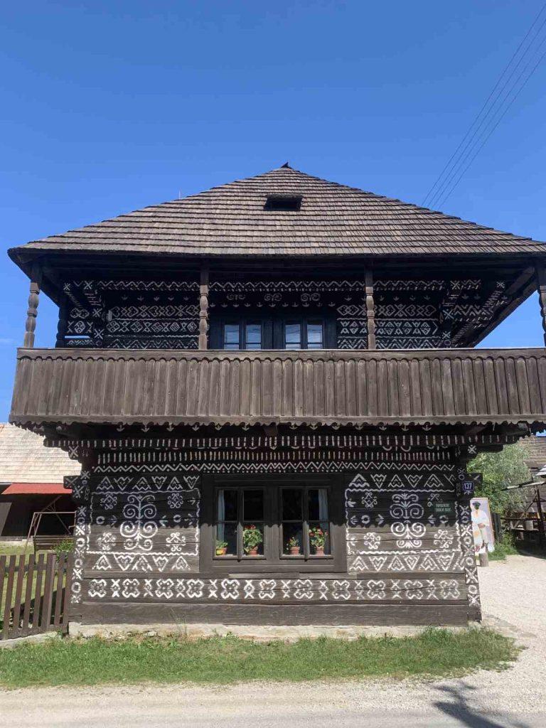 Múzeum v Čičmanoch, Slovensko