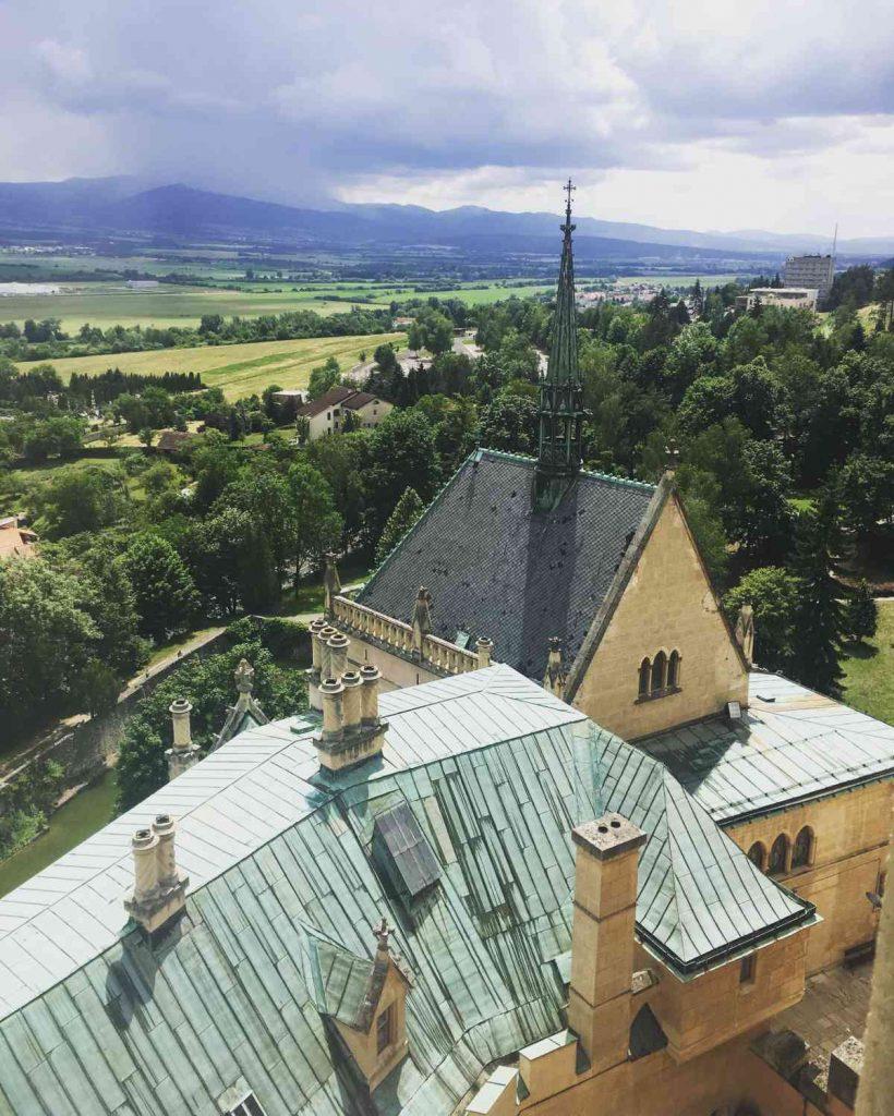 Najkrajšie miesta Slovenska – Bojnický zámok