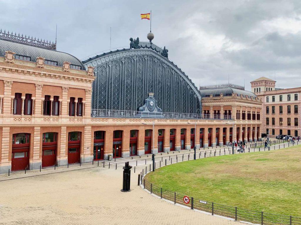 Železničná stanica Atocha, Madrid