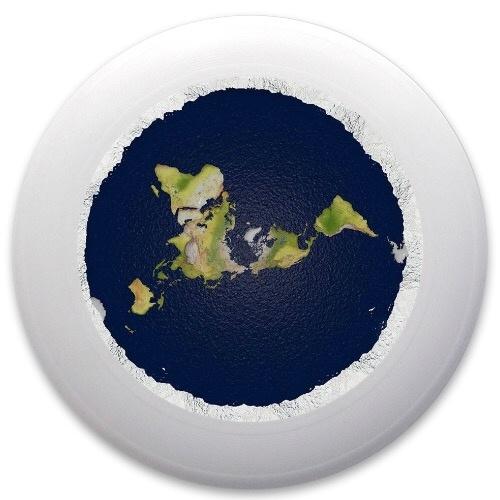 O plochej Zemi a o konferencii v Poprade