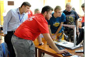 Technical Computing Camp pre žiakov