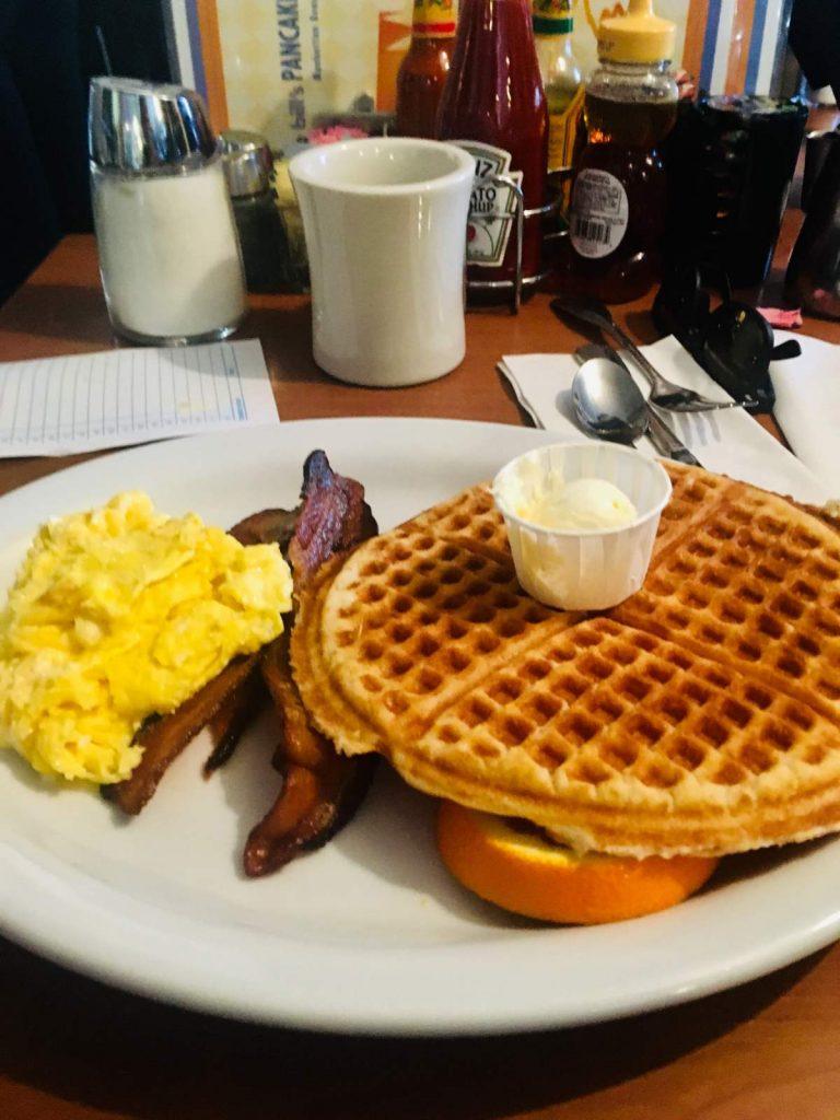 Americké raňajky