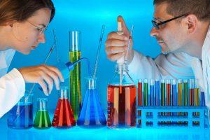 experimenty na chémii