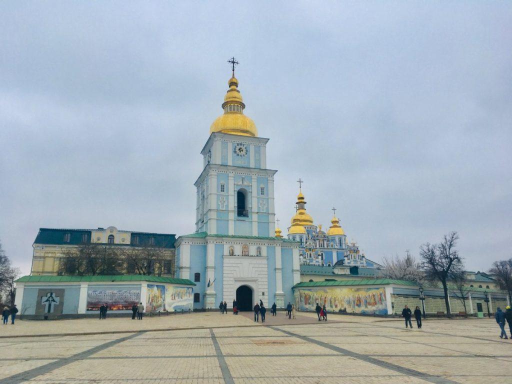 Kláštor svätého Michala v Kyjeve