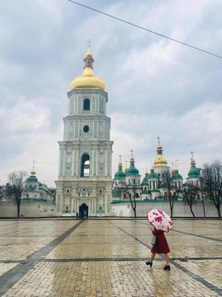 Chrám svätej Sofie, Kyjev