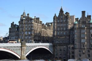 Edinburgh, Škótsko