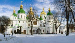 Kyjev – mesto plné prekvapení