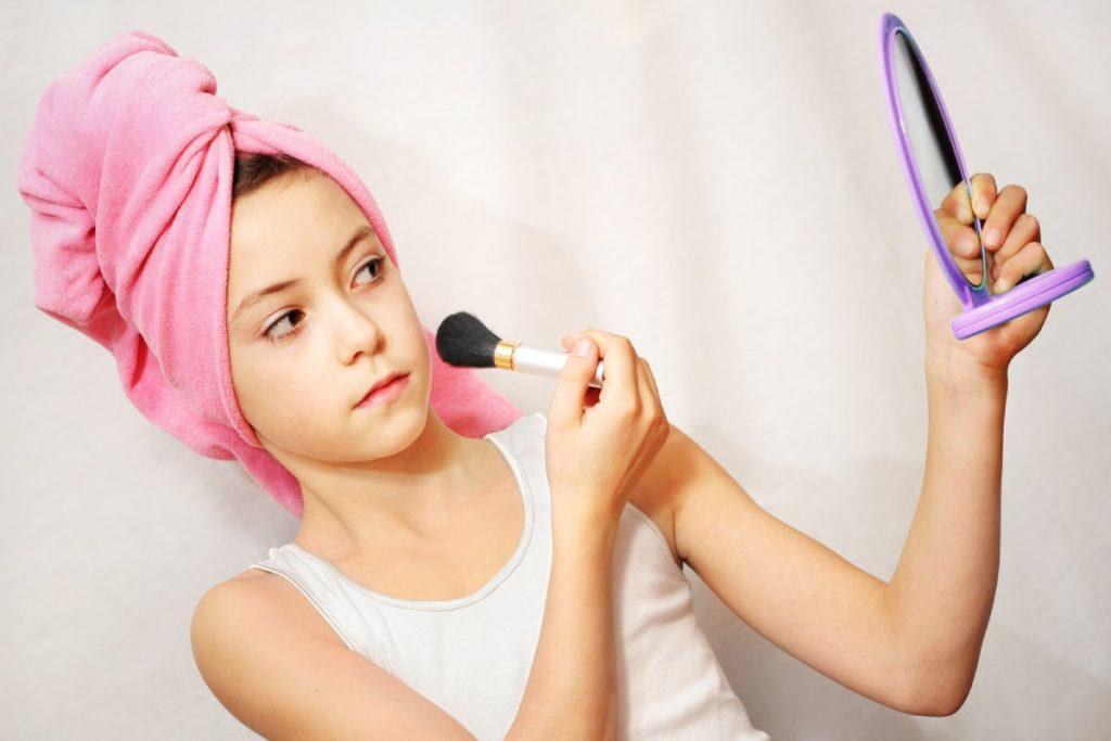 Make-up v škole