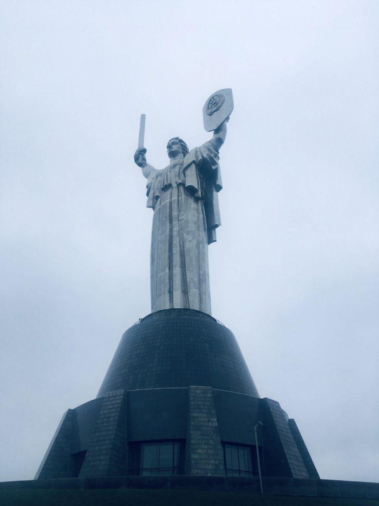 Monument Matka vlasti, Kyjev