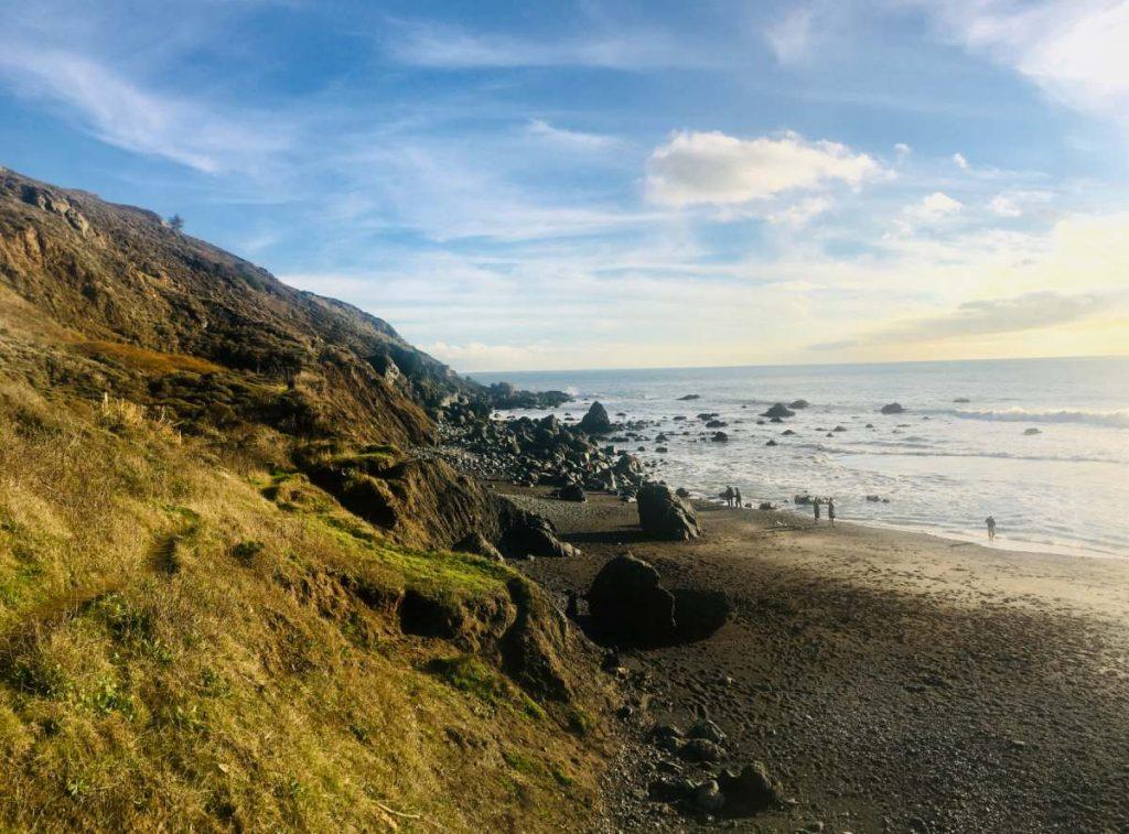 Muir Beach,San Francisco