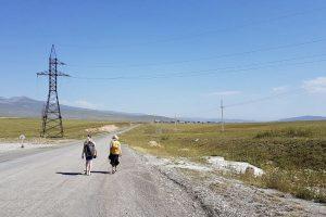 Medzi Gruzínskom a Arménskom