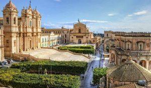 Východné pobrežie Sicílie