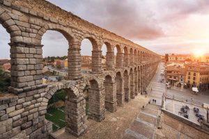 Po stopách kráľov i Rimanov – Segovia