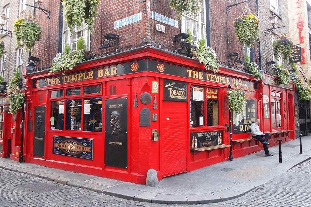 Dublin – írske hlavné mesto, ktoré spieva