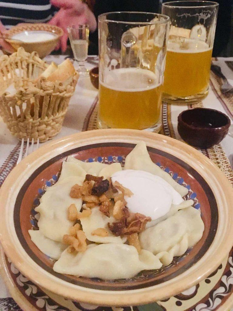 Kyjevské vareniki