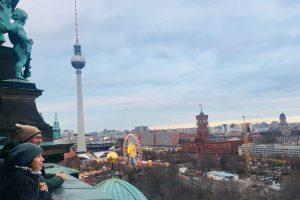Výhľad na Berlín